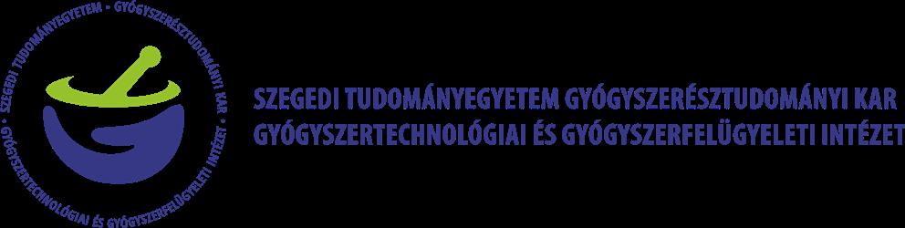 SZTE GYTK Gyógyszertechnológiai és Gyógyszerfelügyeleti Intézet