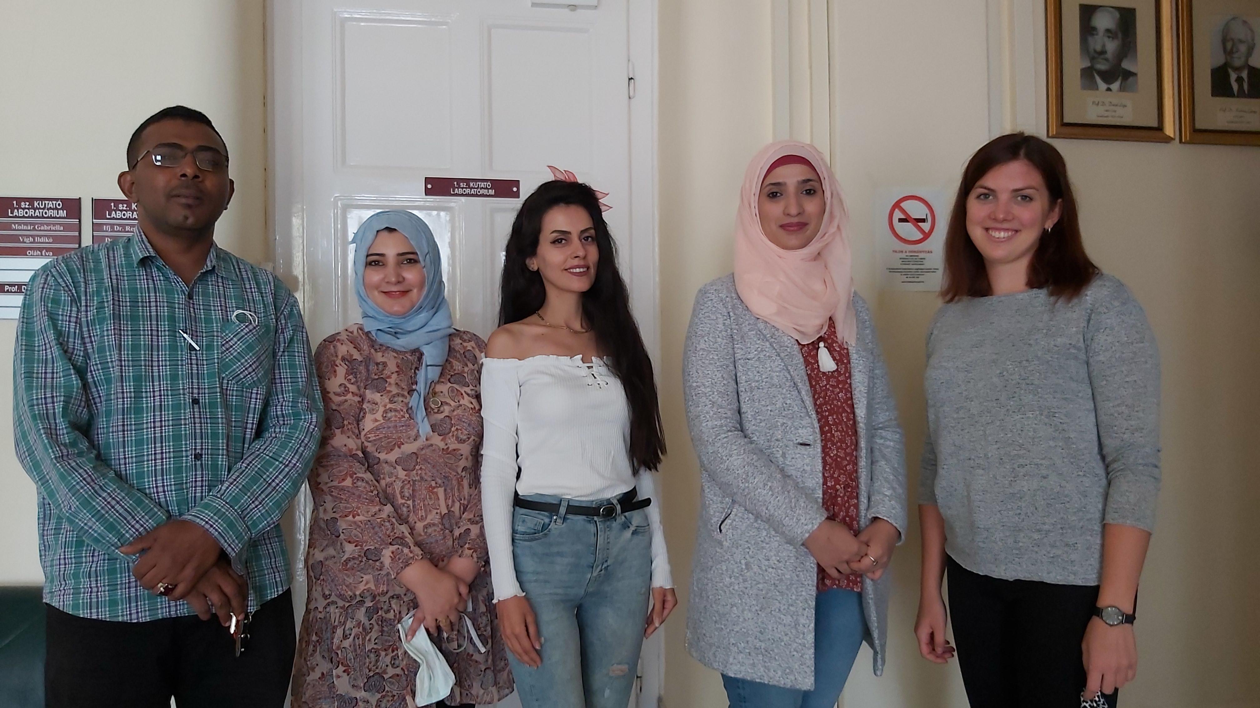 Eredményes gyógyszerészhallgatók a EUGLOH konferencián